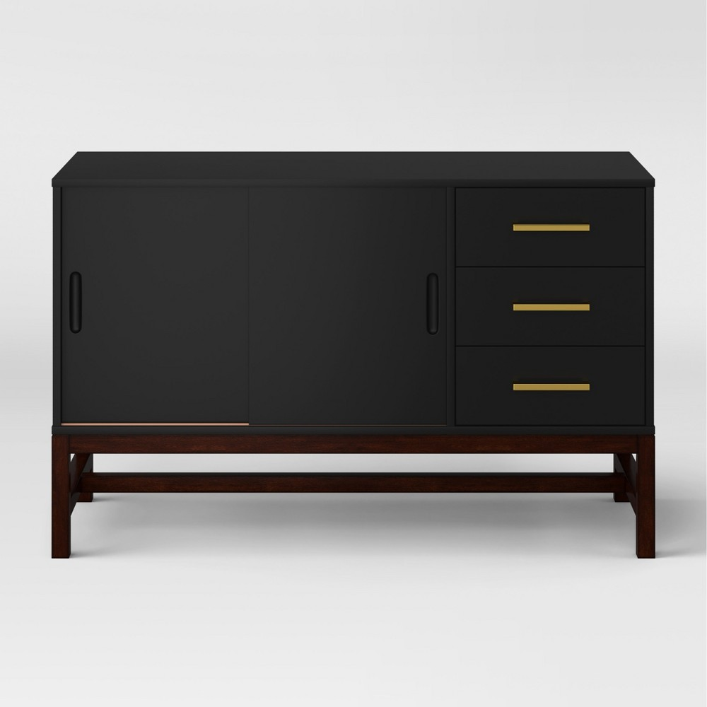 Guthrie TV Stand Black - Project 62