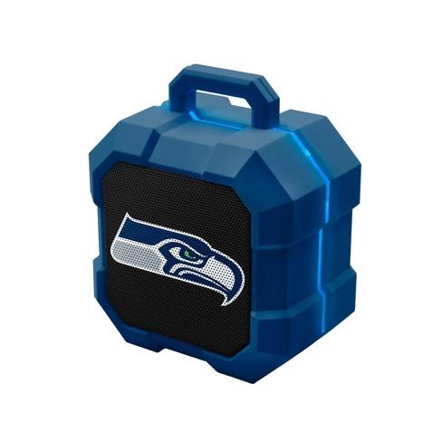 NFL Seattle Seahawks LED Shock Box Speaker - image 1 of 3