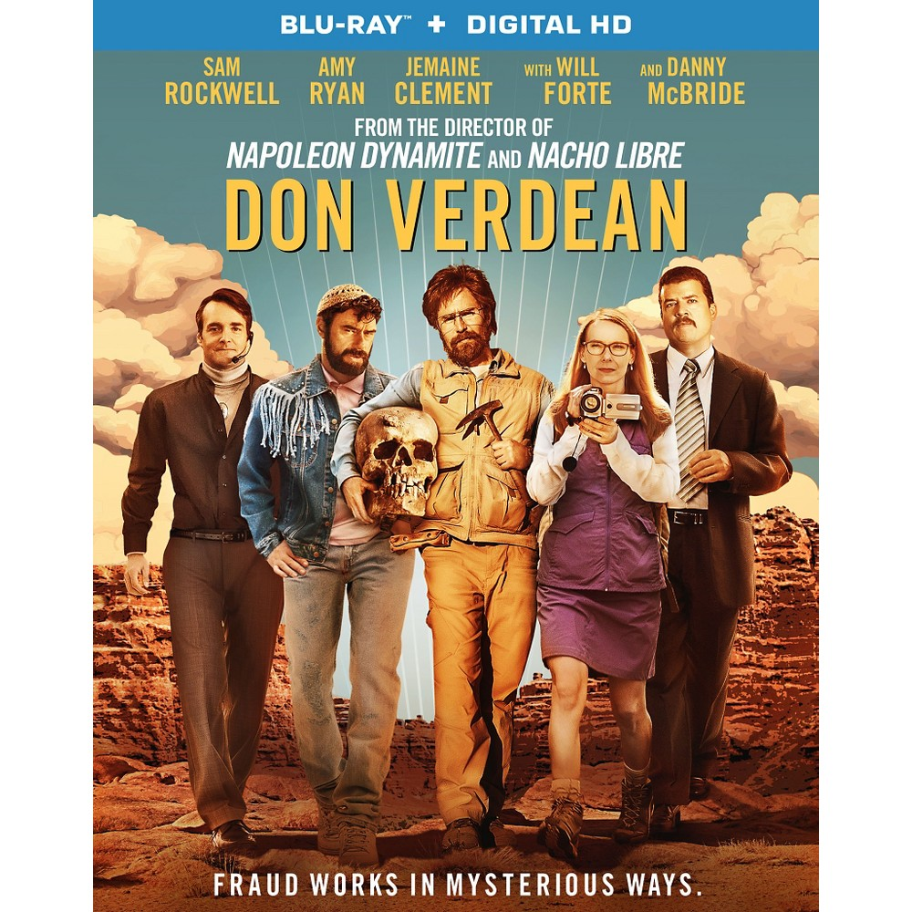 Don Verdean (Blu-ray), Movies