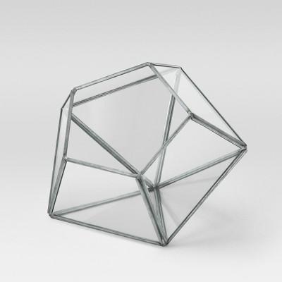 6.1  Novelty Galvanized Terrarium - Threshold™