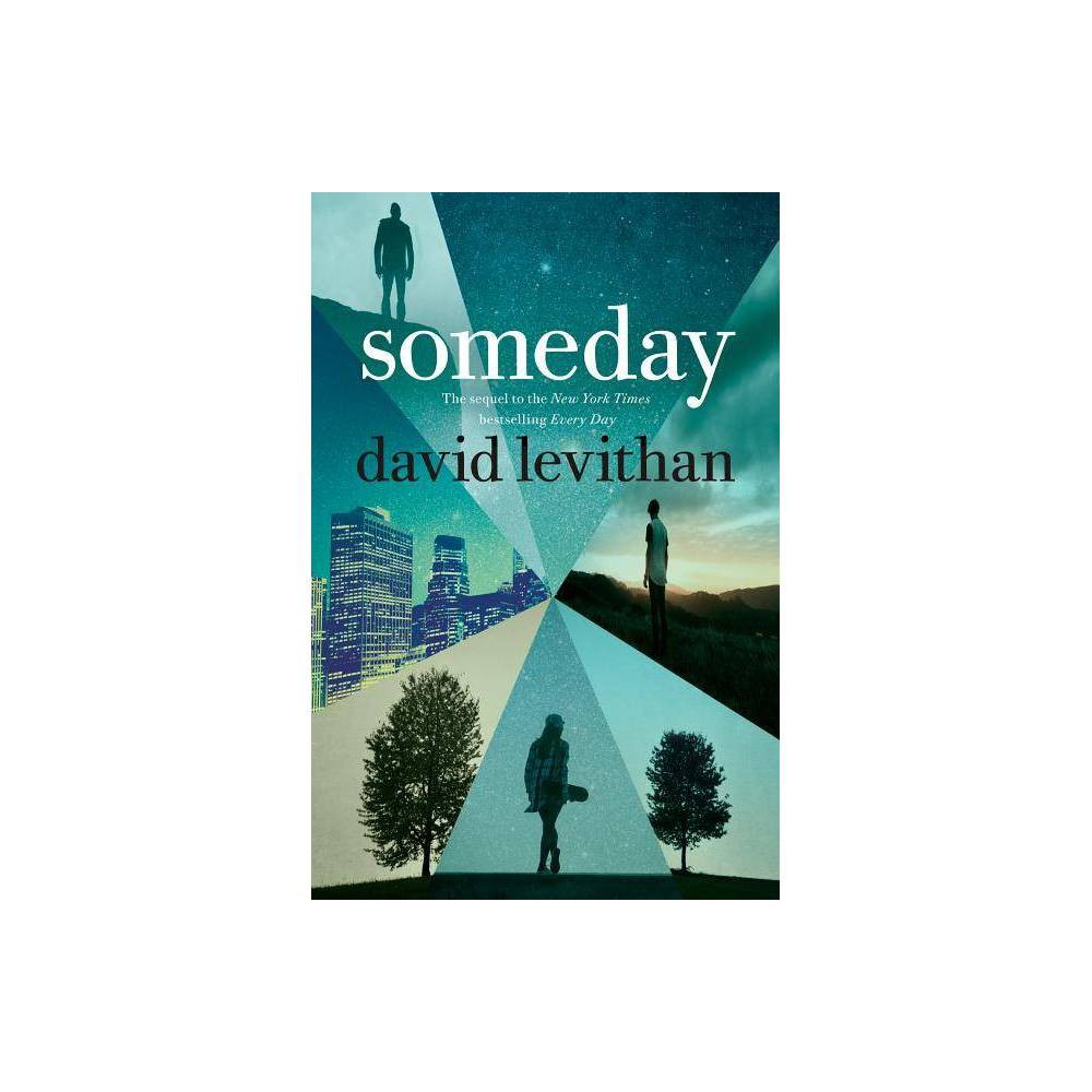Someday By David Levithan Paperback