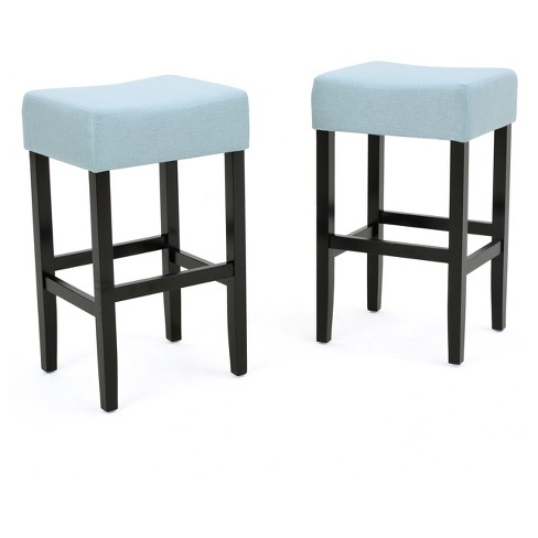 Set of 2 Lopez Backless Barstool - Christopher Knight Home - image 1 of 4