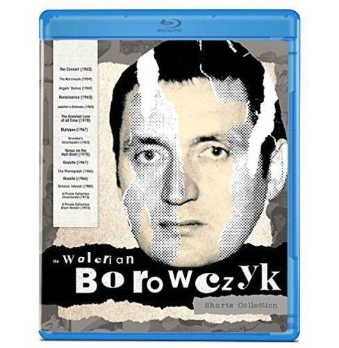 Walerian Borowczyk Short Films Collec (Blu-ray) - image 1 of 1