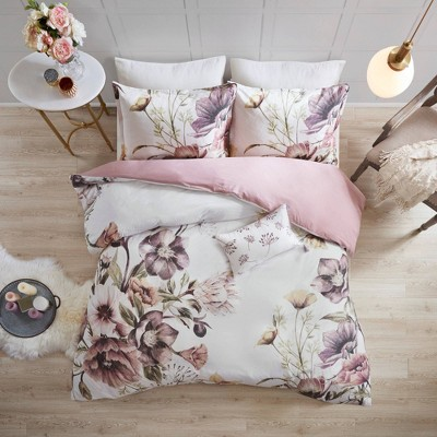 Maddy Cotton Printed Duvet Cover Set
