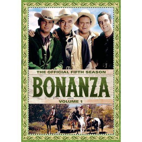 Bonanza: The Official Fifth Season, Volume 1 (DVD) - image 1 of 1