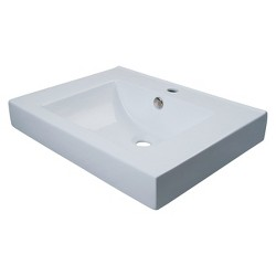Wall Mount/ Table Mount Bathroom Sink - Kingston Brass