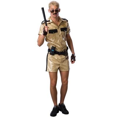Rubies Men's Deluxe Lt. Dangle Reno 911 Costume