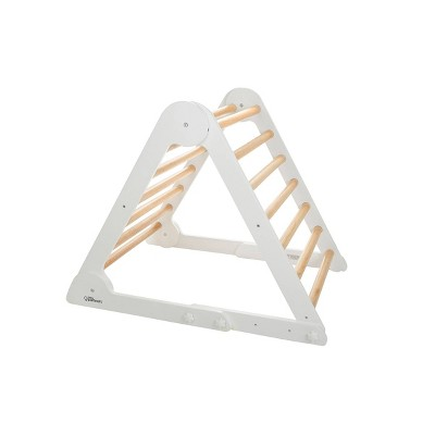 Little Partners Pikler Climbing Triangle - Soft White