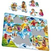 Springbok Larsen Children of the World Children's Jigsaw Puzzle 15pc - image 2 of 3