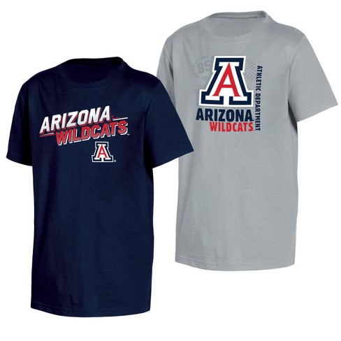 Arizona Wildcats Double Trouble Toddler Short Sleeve 2pk T-Shirts - image 1 of 3
