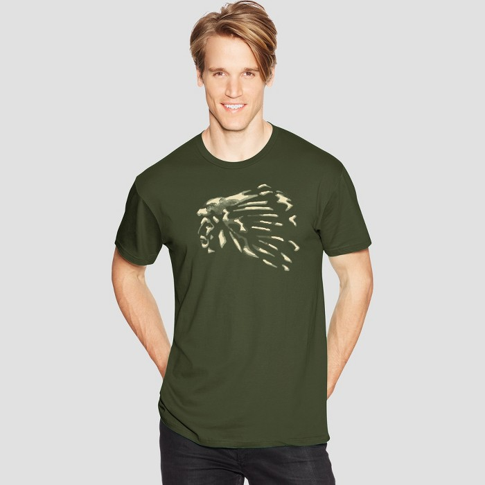 Hanes Men's Short Sleeve Graphic T-Shirt - America Collection - image 1 of 2
