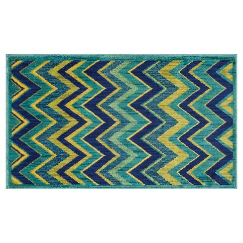 "Loloi Isabelle Accent Rug - Green (1'7""X2'6"") - image 1 of 3"