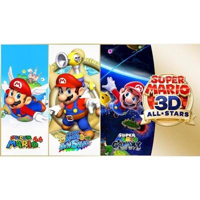 Super Mario 3D All-Stars - Nintendo Switch (Digital)