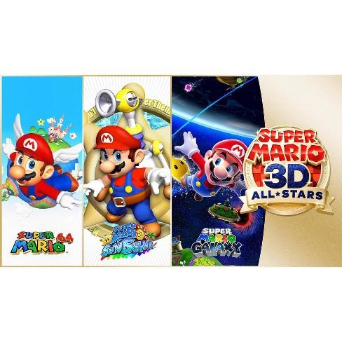 Super Mario 3D All-Stars - Nintendo Switch (Digital) - image 1 of 4
