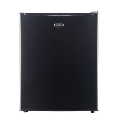 Sunbeam 2.7 cu ft Compact Refrigerator - Black REFSB27B