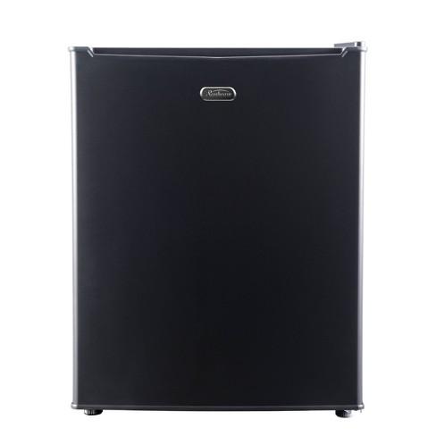 Sunbeam 2.7 cu ft Compact Refrigerator - Black REFSB27B - image 1 of 6