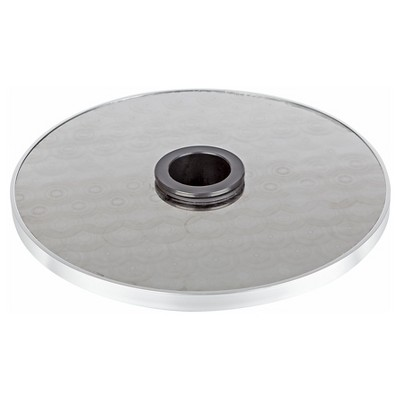 Adjustable Patio Heater Table - Light Silver - Fire Sense