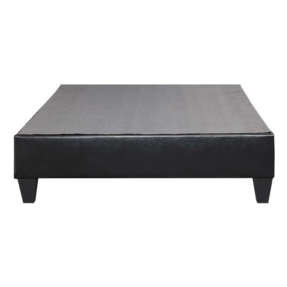 Abby Full Platform Bed Black - Picket House Furnishings