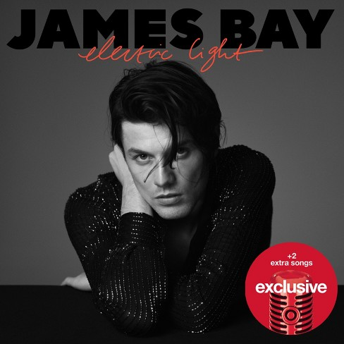 James Bay - Electric Light (Target Exclusive) (CD) - image 1 of 1