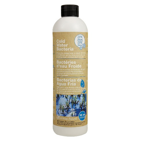 """8.69"""" Pond Boss Cold Water Bacteria for Ponds - 16oz - image 1 of 1"""