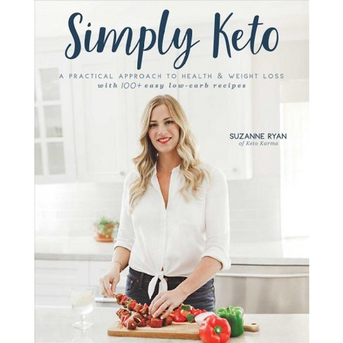 Image result for Simply Keto Cook Book By Suzanne Ryan