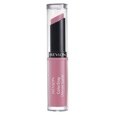 Lip Makeup: Revlon ColorStay Ultimate Suede Lipstick