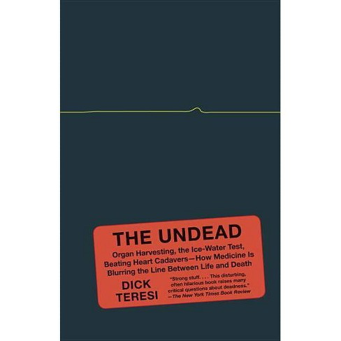 The Undead - by  Dick Teresi (Paperback) - image 1 of 1
