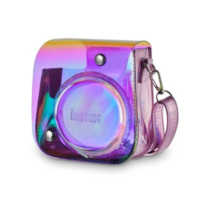 Fujifilm Instax Mini 11 Pink Iridescent Camera Case