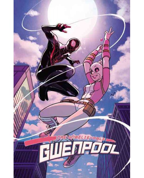 Unbelievable Gwenpool 2 : Head of M.O.D.O.K. (Paperback) (Christopher Hastings) - image 1 of 1