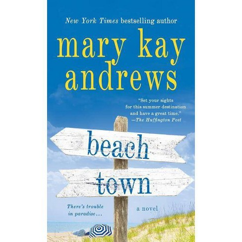 Beach Town -  by Mary Kay Andrews (Paperback) - image 1 of 1