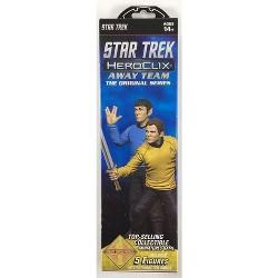 Star Trek HeroClix - Away Team The Original Series Booster Pack Miniatures Box Set