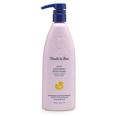 Noodle & Boo Lavender Newborn and Baby Soothing Body Wash - 16oz