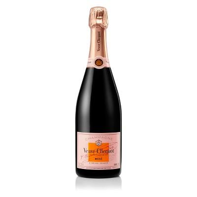 Veuve Clicquot Rosé Champagne - 750ml Bottle