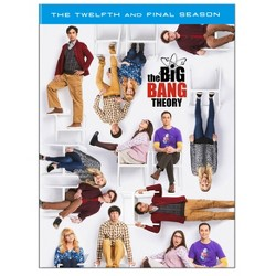 The Big Bang Theory: The Twelfth and Final Season (Target Exclusive) (DVD)
