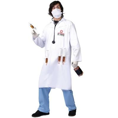 Fun World Dr. Shots Adult Costume