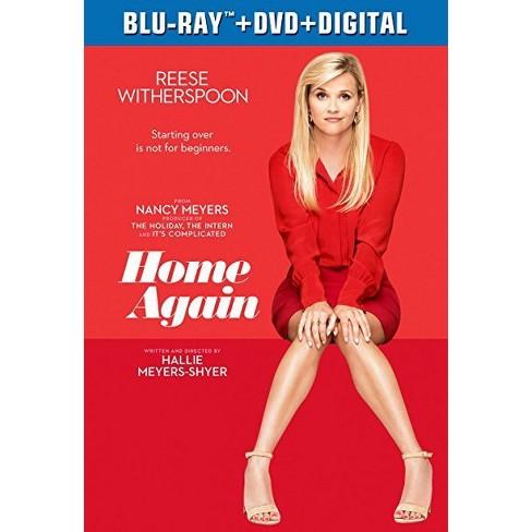 Home Again (Blu-ray + DVD + Digital) - image 1 of 1