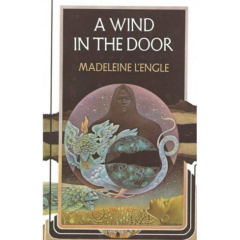 Wind in the Door - (Madeleine L'Engle's Time Quintet) by  Madeleine L'Engle (Hardcover) - image 1 of 1