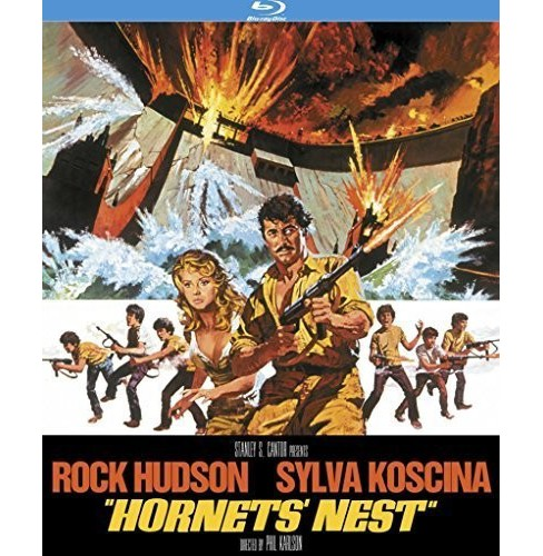 Hornets nest (Blu-ray) - image 1 of 1
