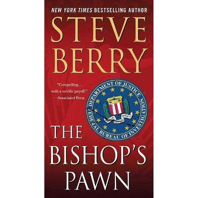 Bishop's Pawn by Steve Berry (Paperback)