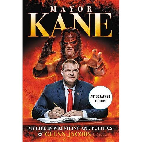 Mayor Kane - by  Glenn Jacobs (Hardcover) - image 1 of 1