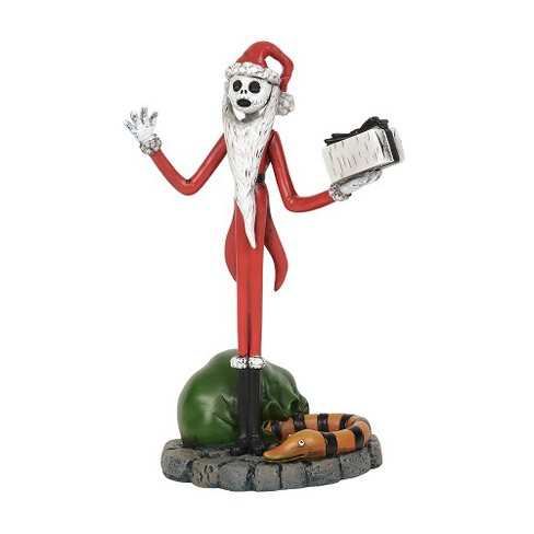 Department 56 - Nightmare Before Christmas Village - Jack Steals Christmas, 4-inches - image 1 of 2