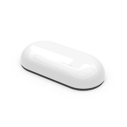 U Brands Magnetic Board Eraser White - image 1 of 3