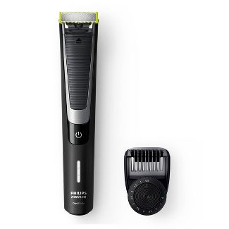 Philips Norelco OneBlade Pro Rechargeable Mens Electric Shaver/Trimmer - QP6510/70