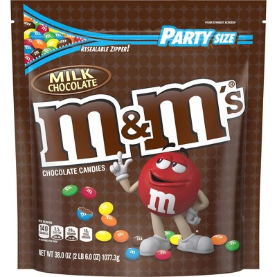 Chocolate Candies: M&M's Milk Chocolate
