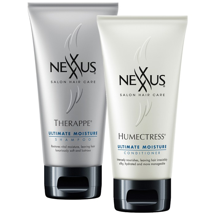 Nexxus Ultimate Moisture Shampoo And Conditioner Twin Pack - 5.1 Fl Oz : Target