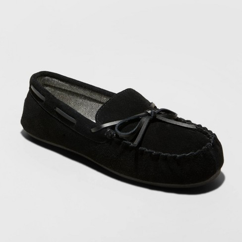 Men's Topher Slippers - Goodfellow & Co™ Charcoal - image 1 of 4
