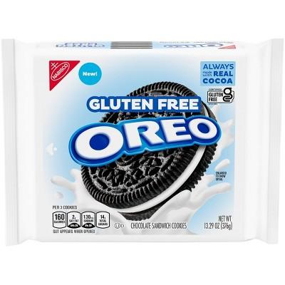 Oreo Original Gluten Free Family Size - 13.9oz