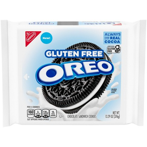 Oreo Original Gluten Free Family Size - 13.9oz - image 1 of 4