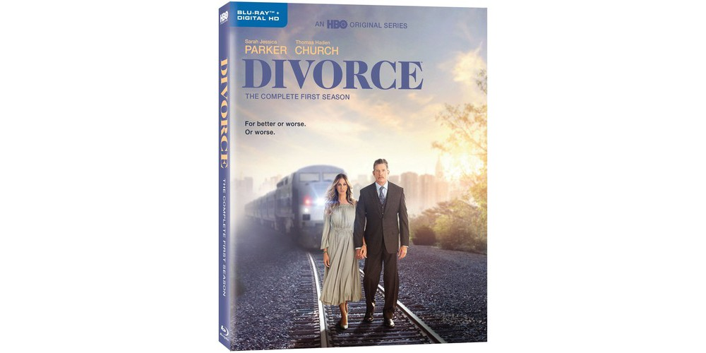 Hbo Divorce:Complete First Season (Blu-ray)