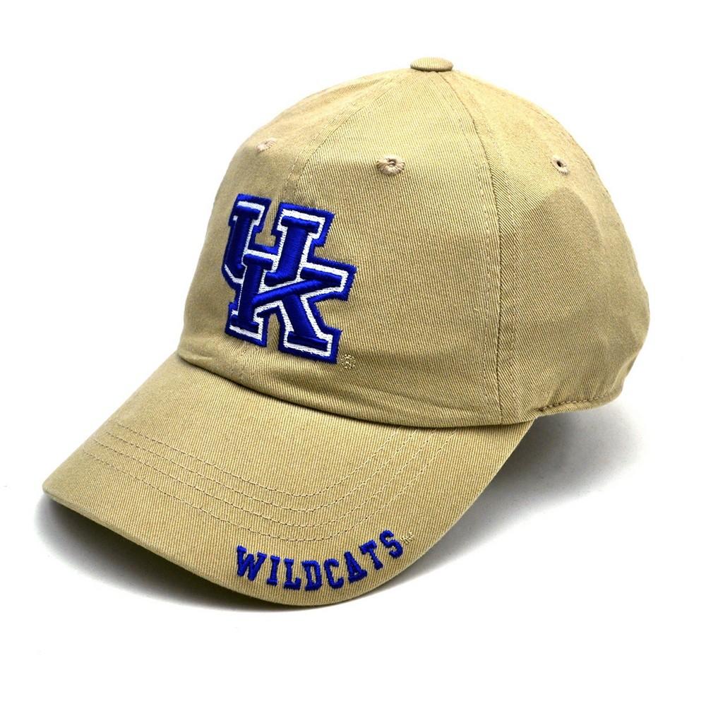 NCAA Kentucky Wildcats Frater Adjustable Baseball Hat, Men's